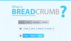 bread-crumbs là gì