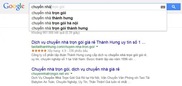 phan tich lua chon tu khoa seo voi google suggest