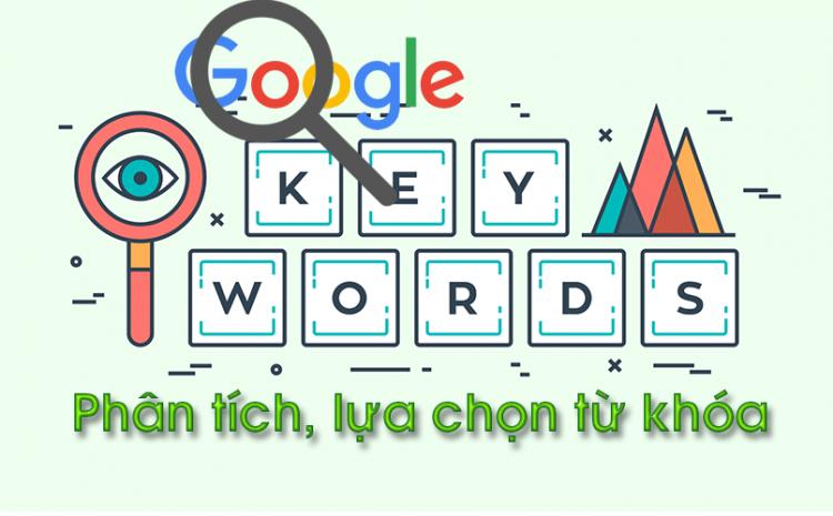 phan tich lua chon tu khoa seo google