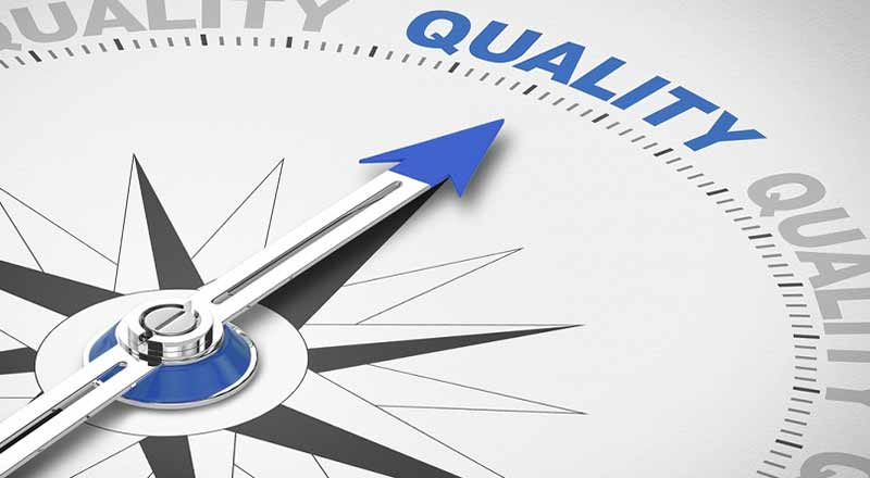 Các tiêu chí để đánh giá điểm chất lượng