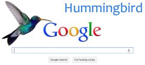 Hummingbird là thuật toán giúp cho người tìm kiếm có được kết quả nhanh chóng và chính xác nhất