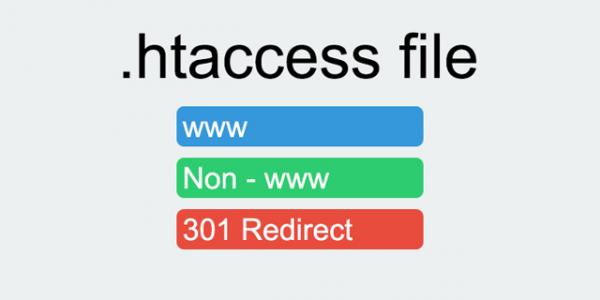 redirect 301 htaccess