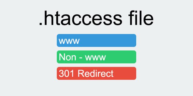 Htaccess là tập tin cấu hình máy chủ cho phép một số hoạt động về web