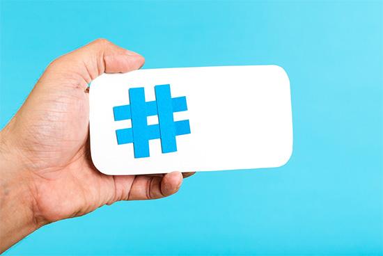 Hashtag là gì?