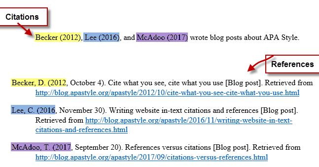 Đối với phương pháp xây dựng thủ công bạn cần chú ý để citation được phù hợp với web và ngành của mình