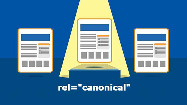Sử dụng canonical url sẽ tiện ích hơn trong quá trình bạn quản trị web