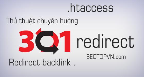 Redirect 301 chuyển hướng địa chỉ url website trong SEO