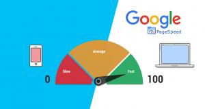 Pagespeed là công cụ đánh giá của Google