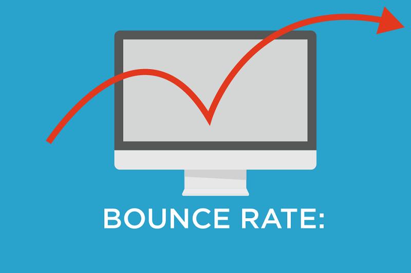 Bounce rate đóng vai trò rất lớn trong quá trình quản lý website và tiến trình seo web lên top các trang tìm kiếm