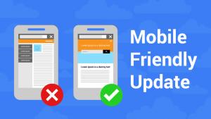 Mobile Friendly Website giúp người dùng xem thông tin website trên di động một cách dễ nhìn, dễ tìm thông tin và dễ sử dụng
