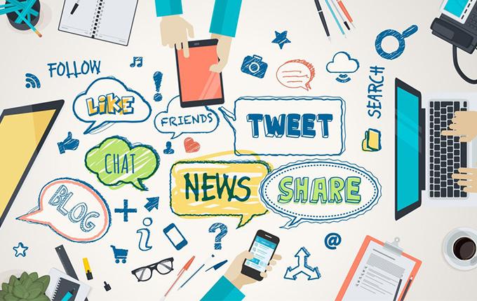Các ứng dụng của Media Marketing