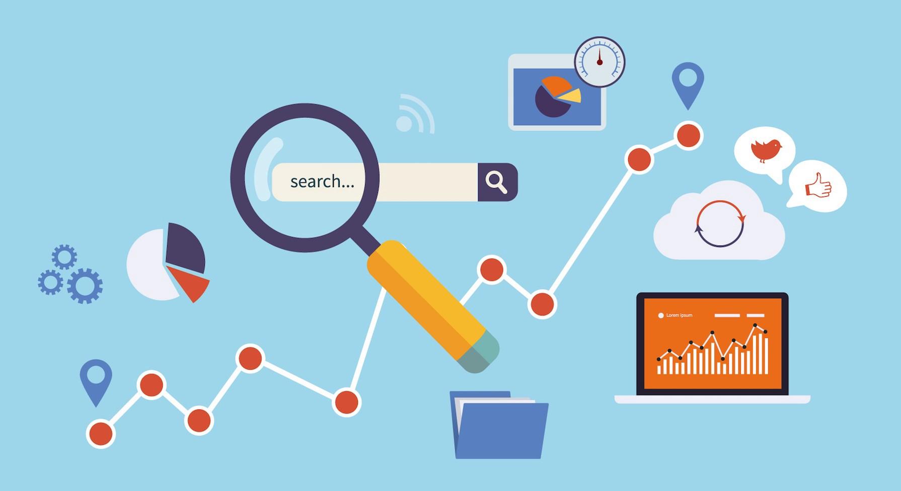 Crawler có khả năng tìm kiếm và thu thập thông tin của website