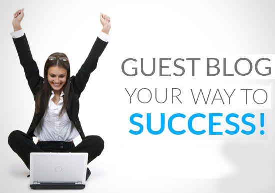 Sử dụng guest post để ranking thứ hạng nhanh nhất