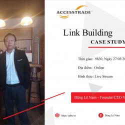 "Slide sự kiện Live Stream ""Làm chủ kỹ năng SEO 2021"" - Accesstrade Academy"