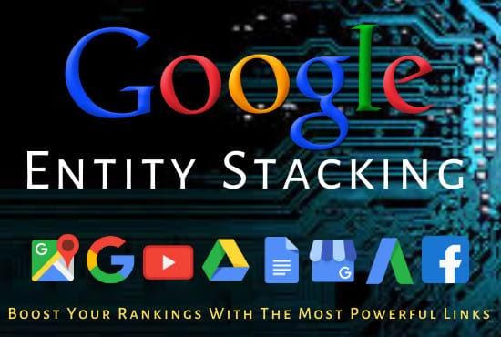 Google thu nhập dữ liệu Entity như thế nào?
