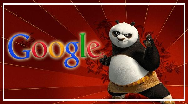 Cách khắc phục khi bị dính Google Panda