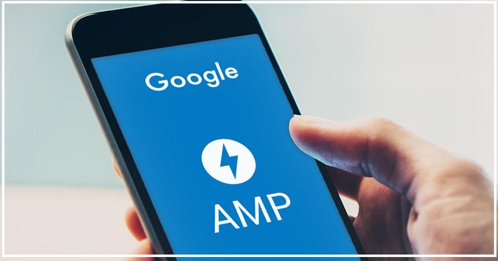 AMP là mã nguồn của Google giúp tăng tốc độ tải trang, gia tăng tương tác cho website trên thiết bị di động